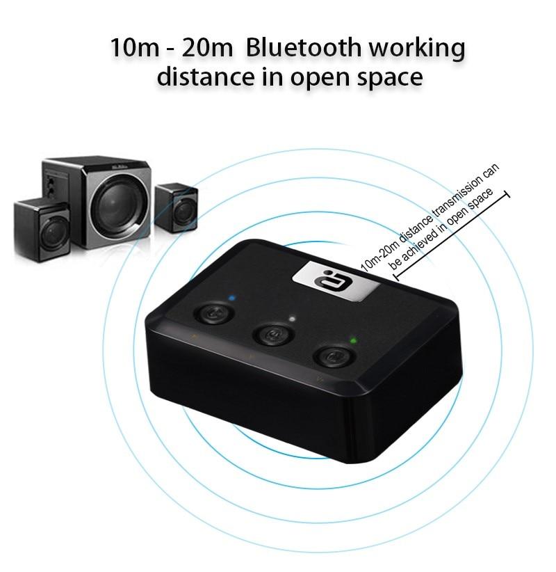 MR235 Wireless Bluetooth Audio Receiver 800px