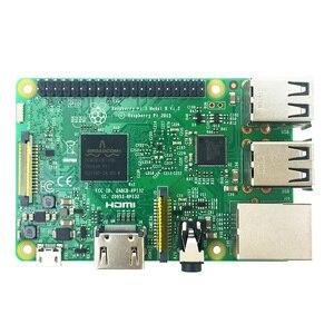 Image 2 - Kit raspberry pi 3 modèle b, boîtier, alimentation européenne, carte mémoire 16 go, dissipateur thermique