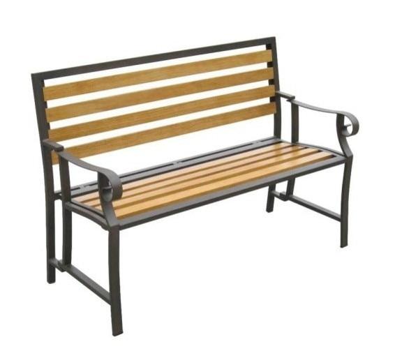 País de américa banco de jardín silla plegable sillón de madera ...