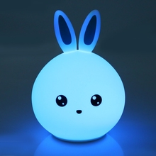 Little Rabbit LED Night Light