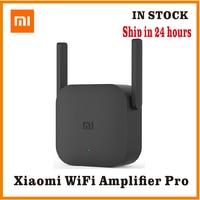Xiaomi Pro 300M WiFi Verstärker WiFi Repeater 2,4G Wifi Signal Extender Roteador APP Control Wifi Extender Amplificador Schwarz