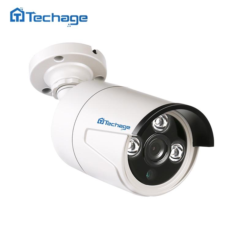 bilder für Techage 720 P 1080 P Indoor Outdoor Wasserdichte AHD Analogen Kamera 2.0MP IR Led Array CCTV Überwachungs AHDM AHDH kamera