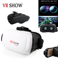 Новое Поступление Картона 2.0 VR Показать 5.0 Виртуальная Реальность 3D Очки Стиль Очки Гарнитура Для Youtube 360 Видео + Беспроводной контроллер