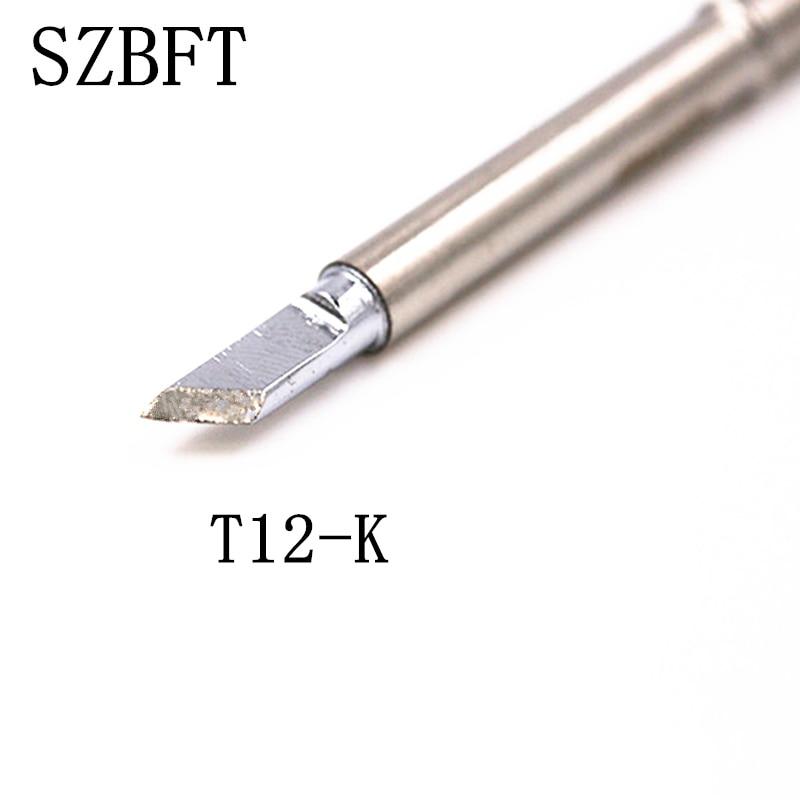 SZBFT 1 pz per saldatori Hakko T12-K saldatori elettrici punte per - Attrezzatura per saldare - Fotografia 2