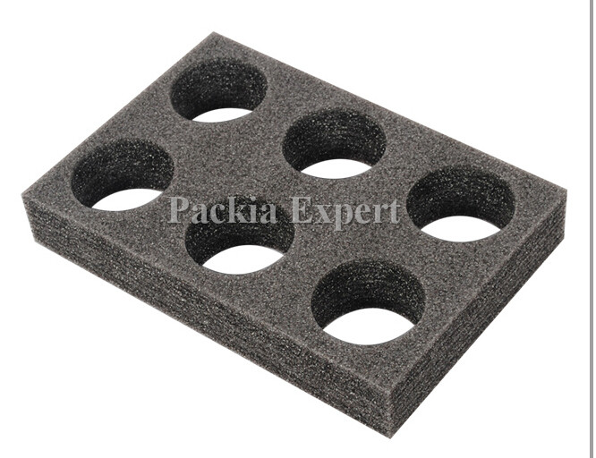 Accessories Parts Of Pizza Delivery Bag Take Out Heat Preservation Box Special Foam  Cup Rack 6  Holes  BAC004