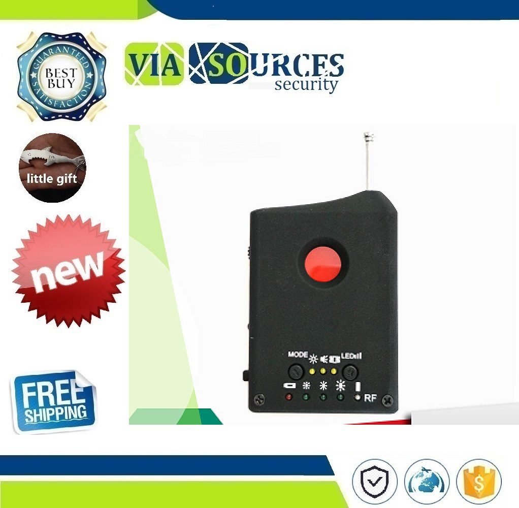 Anti Detector GSM Audio Bug Finder GPS Signal Lens RF Tracker Anti Candid Camera Detector|Anti Candid Camera Detector| |  - title=