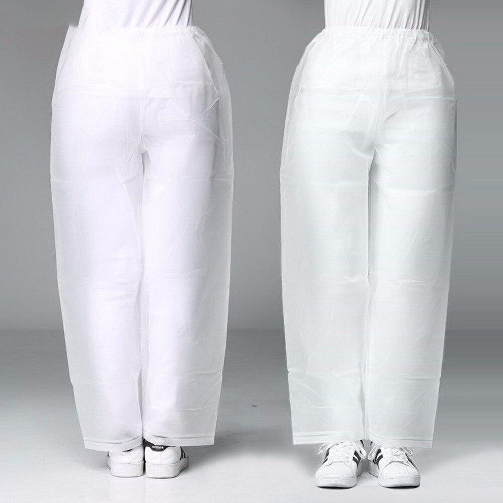 NEW HOTSemi Transparent Rain Pants for Hiking Drifting 3 Colors for Choice JJ-SYYY31free shipping