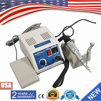 Dental Marathon Micromotor Machine N10 Polisher+ 35K RPM Polishing Handpiece
