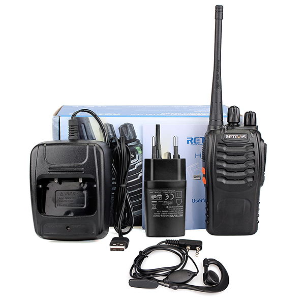 Walkie Transceiver 3W Frequency 24