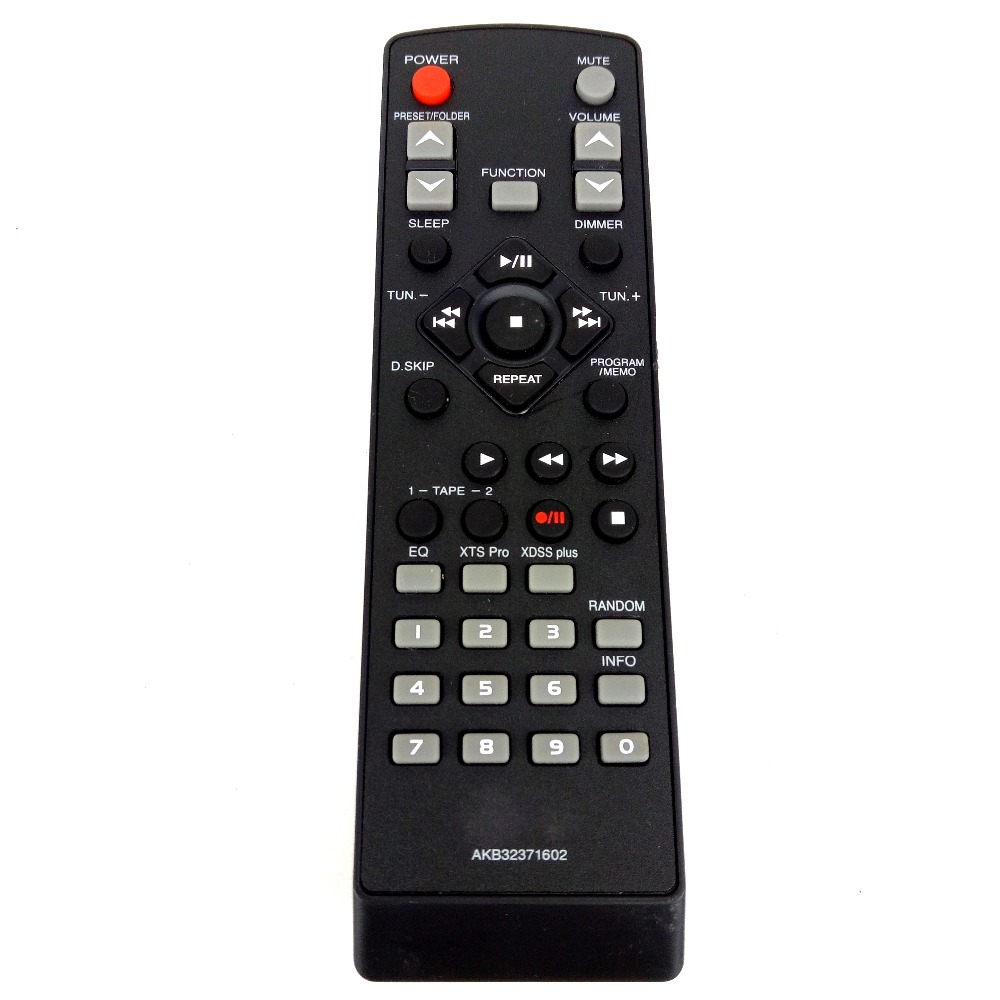 Original Remote control for LG AKB32371602 Sound Bar Fernbedienung