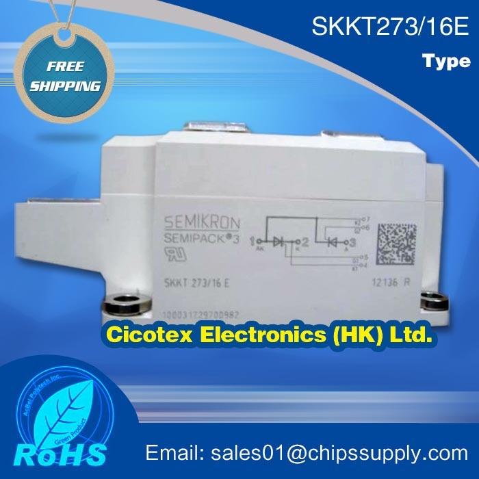 Modules IGBT SKKT273/16EModules IGBT SKKT273/16E