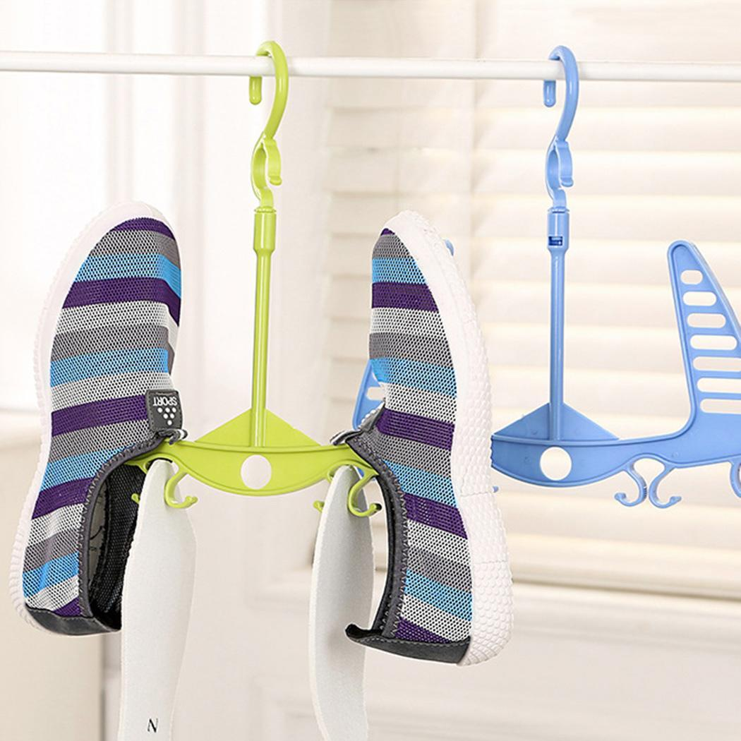Shoes Insoles Hanger Organizer Rack Shoes Balcony Laundry Holder Hanging Drying 3g mifi router vodafone huawei r201 hsupa 3g wifi router tri band 900 1900 2100 7 2mbps free shipping