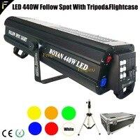 DMX 512 440 Вт Френеля удара светодио дный следовать пятно фокусировки света Ellipsoidals/прожектор Леко приспособление Luminator короткие средней Throw