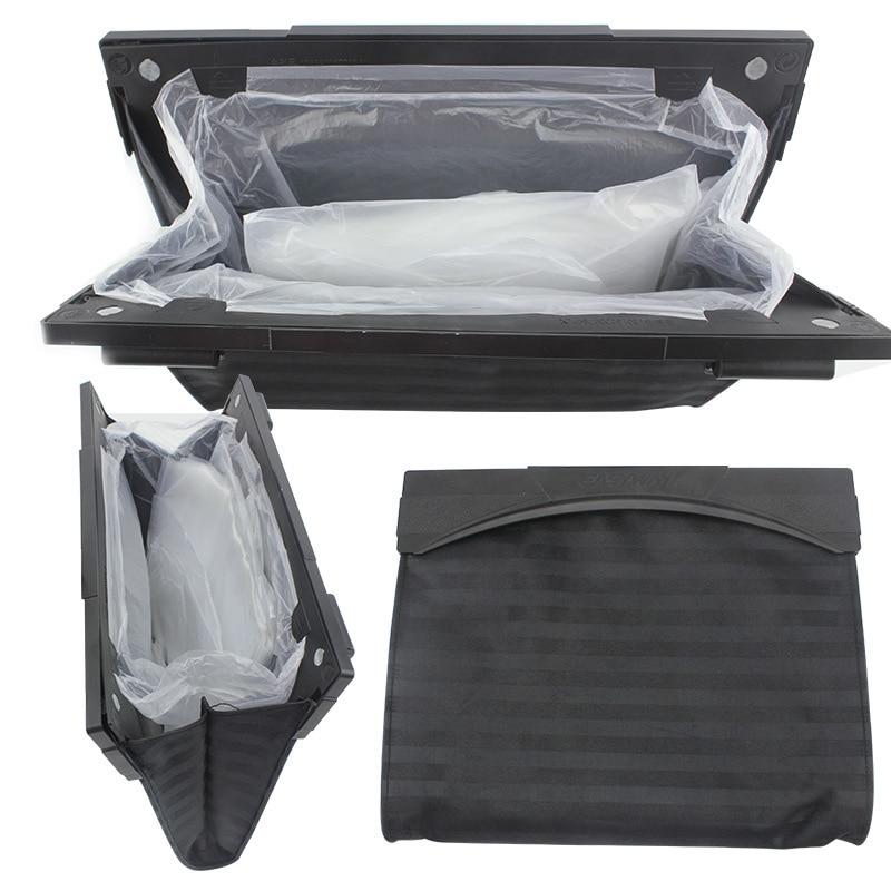 Nuevo diseño Bolsa de basura para el asiento trasero del automóvil - Accesorios de interior de coche - foto 3