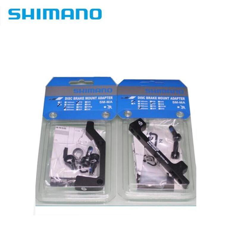 Shimano Disc Brake Conversion Seat B Size Turn A Size 160 Turn 203 160 Turn 180 Mounting Adapter