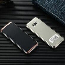 """Original oeina XP10 teléfono con Super mini tarjeta ultrafina lujo MP3 Bluetooth 1.54 """"pulgadas a prueba de polvo teléfono a prueba de golpes"""