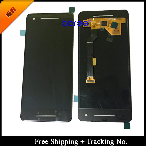 100 tested Super AMOLED LCD For HTC Google Pixel 2 LCD For HTC Google Pixel 2