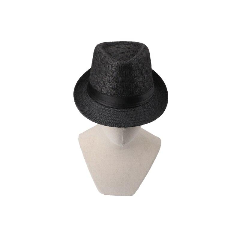 18 Summer Cowboy Hat Straw Hat Cappello Leisure Beach Visor Women Hat Hoeden Voor Mannen chapeau de paille femme Hats Caps Men 10