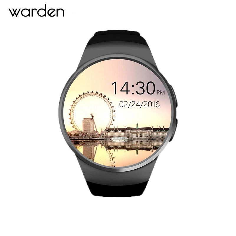 Fashion Heart Rate Monitor Smart Watch SIM TF Smartwatch Android 2.5D OGS Touch Screen Smart Wristwatch Bluetooth Facebook Watch free shipping smart watch c7 smartwatch 1 22 waterproof ip67 wristwatch bluetooth 4 0 siri gsm heart rate monitor ios