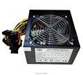 O envio gratuito de poder avaliado 250 w psu ATX PowerSupply PC 12 cm fã 220 v com 6pin 8pin