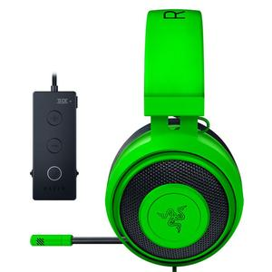 Image 4 - Razer Kraken Edición de torneo auriculares para juegos 3,5mm jack funciona con PC, PS4, Xbox One, interruptor, auriculares para dispositivos móviles Gamer