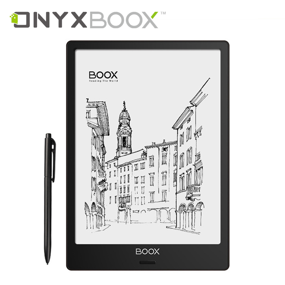 ONYX BOOX Note E book Reader Android 6 0 32GB 2G 10 3 Dual Touch HD