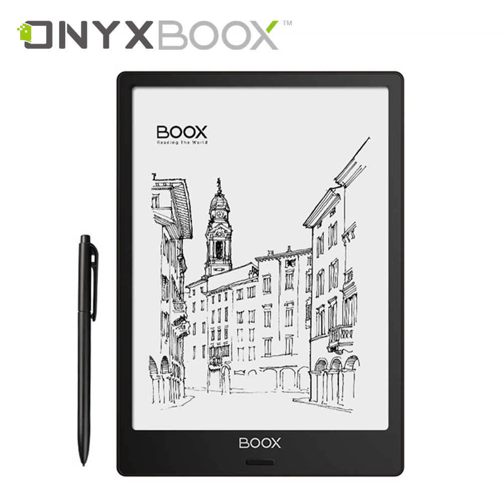 "ONYX BOOX Note E-book Reader Android 6.0 32GB/2G 10.3"" Dual Touch HD Display E-Ink Carta Flexible Screen built-in Mic WIFI BT4.1"
