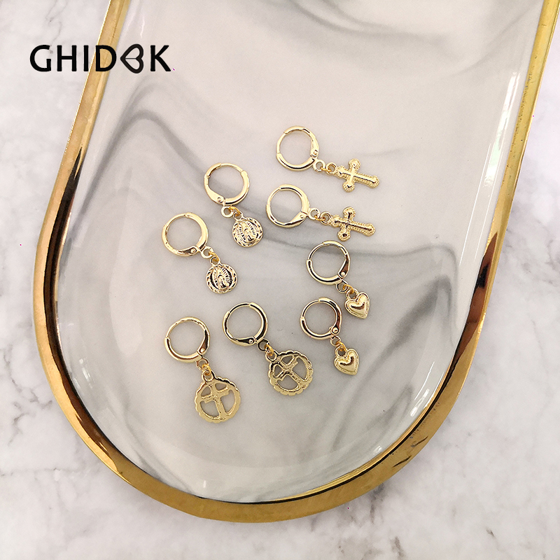 b911c9bdc0389 New SOHOT Hot Sale Ethnic Style Chic Hoop Earrings Exquisited Female ...