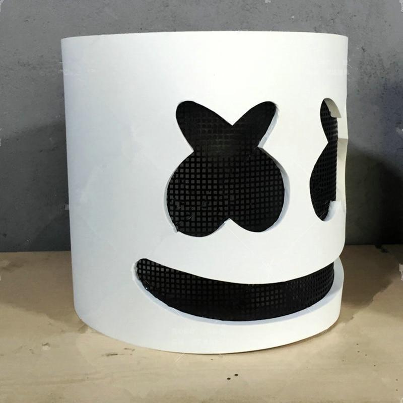Dj Mask Tiesto Led Full Head Helmet Halloween Cosplay Bar Music