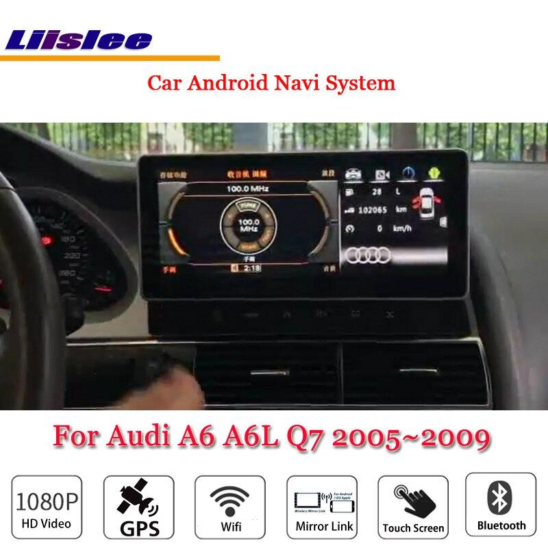 For Audi A6 A6L Q7 2005~2009-2