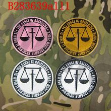 Bordir Patch Eden Timur Militer Taktis Moral(China)