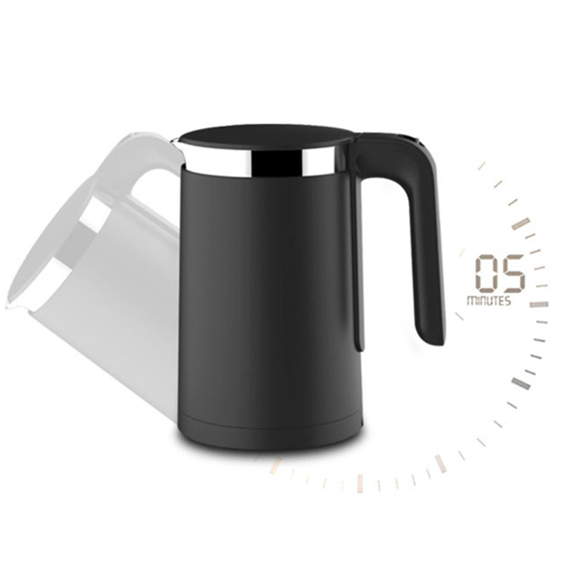 VIOMI Pro Electric Kettle 1.5L Smart Constant Thermostat 5min Fast Boiling OLED Auto Water Kettle Phone Control 1800W