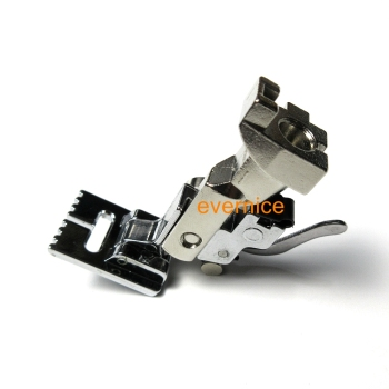 Pintuck Presser Foot 9 Grooves For Bernina New Style Activa Aurora Virtuosa Artista image