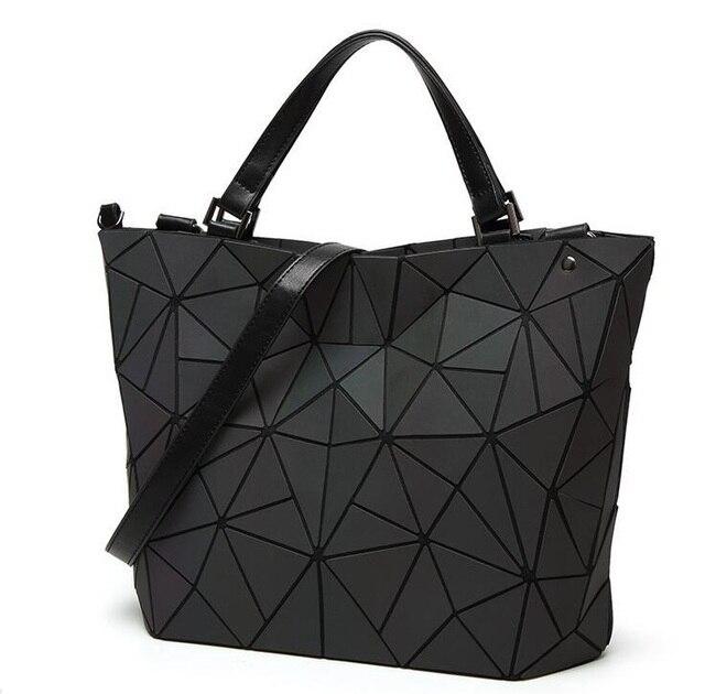 Geometry Design Women Shoulder Bags