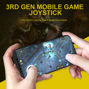 Phone Accessories For Touch Screen Mobile Phone Stick Game Joystick Joypad