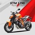 Modelos de Motocicletas KTM 1290 Super Duke R Metal Diecast Maisto Coche de Aleación de juguetes de Colección de Regalo