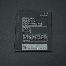 Pour Lenovo S8 2000 MAH BL212 Li-ion Batterie Remplacement Pour Lenovo a708t A628T A620T S898T S8 A780E