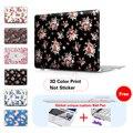 Ретро Розы Цветочные Матовый Чехол Для Apple Macbook Air 13 Дело Воздуха 11 Pro 13 Retina 12 13 15 Ноутбук Сумка Для Mac Book Pro 13 случае