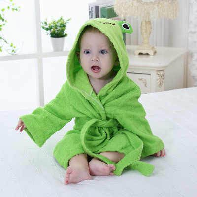 12 stylów ręcznik dla niemowląt szlafrok dla dzieci niemowlę i maluch plaża Ponchos Spa dla dzieci T