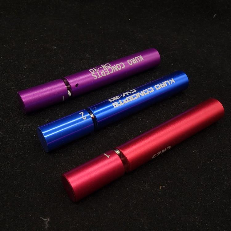 micro coil jig tool CW-20 25 30 kuro koiler Coil rebuilding heating wire for e cigarette rda rta atomizer