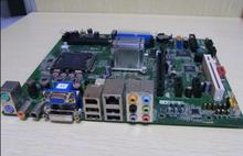 original   desktop otherboard MCP73  support 775pins cpu  DDR2 memory