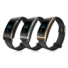 Новый Smart Браслет трекер часы фитнес группы с пульса/монитор сна IP68 Водонепроницаемый