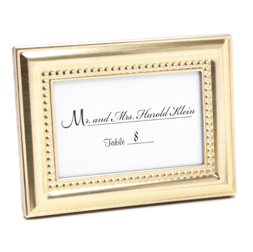 50 Pieces Ot Silver Wedding Card Holder And Photo Frame As Guest Favors For Party Decoration Gift In From Home