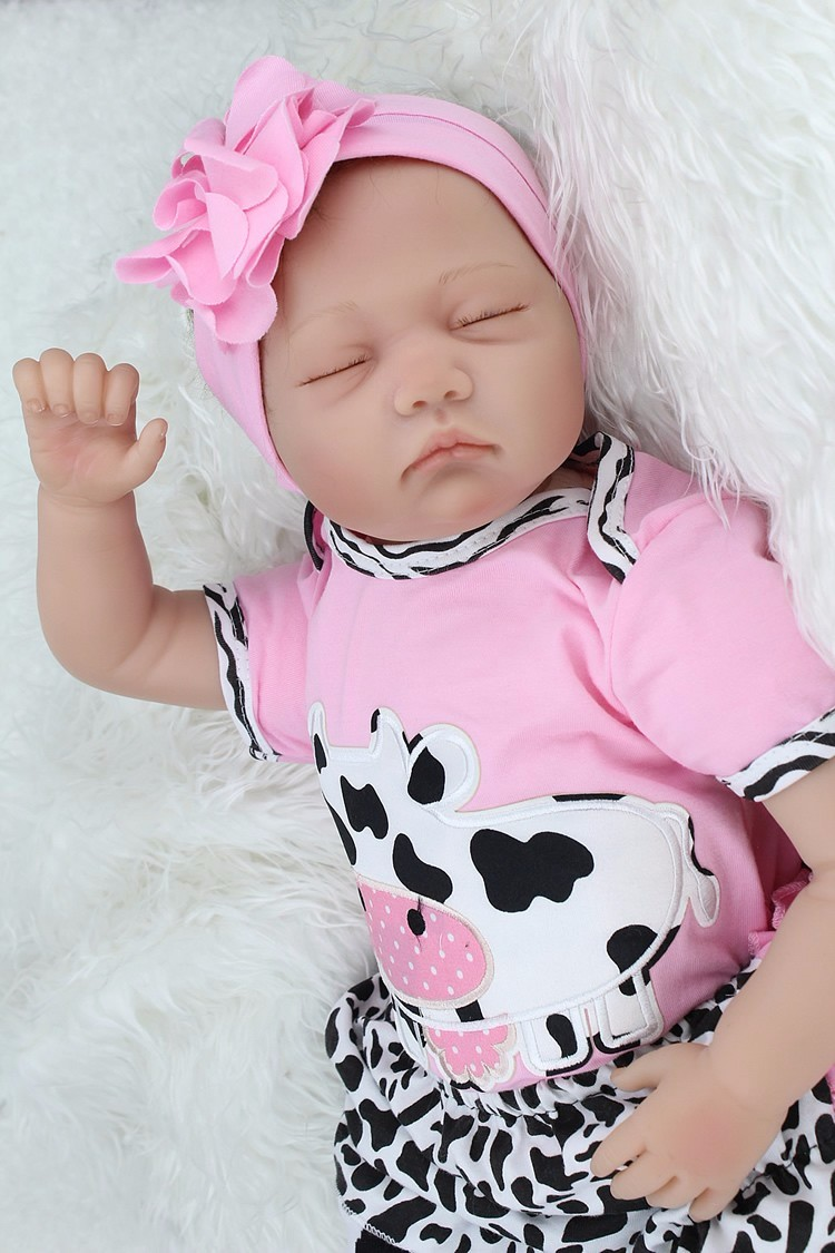 sleeping reborn baby doll