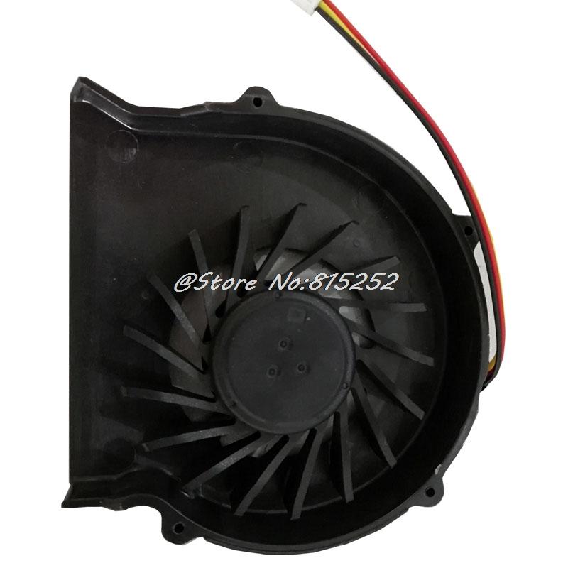 Laptop CPU Cooling Fan For <font><b>MSI</b></font> GX720 MS-1722 T&T6015L05F PF1 New and Original image