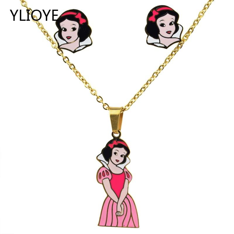 Cartoon Fairy Snow White...