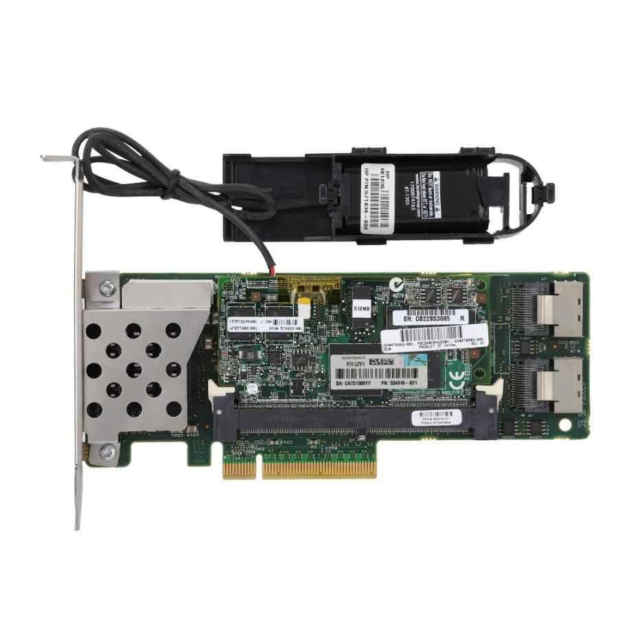 P410 صفيف بطاقة 512 M مخبأ ل HP 380G7 160G6 165G7 180G6 360G7 360G6 370G6 usb إضافة على بطاقة