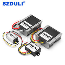 24 V a 12 V 1A 3A 5A 8A 10A 15A 20A 30A 40A paso DC convertidor 24 V a 12 V voltios DC-DC regulador de voltaje para coches Solar