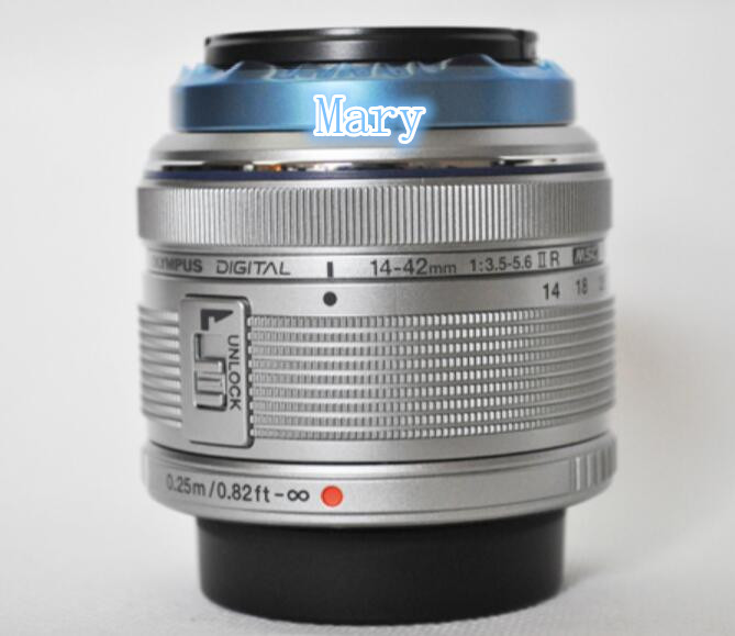 96% Zoom Lens M.ZUIKO 14-42 II R For Olympus PL1 PL2 PL3 PL5 EP1 EP2 EP3 EP5 EM5 EM10 For Panasonic GF1 GF2 GF3 GF5 GX1 GX7