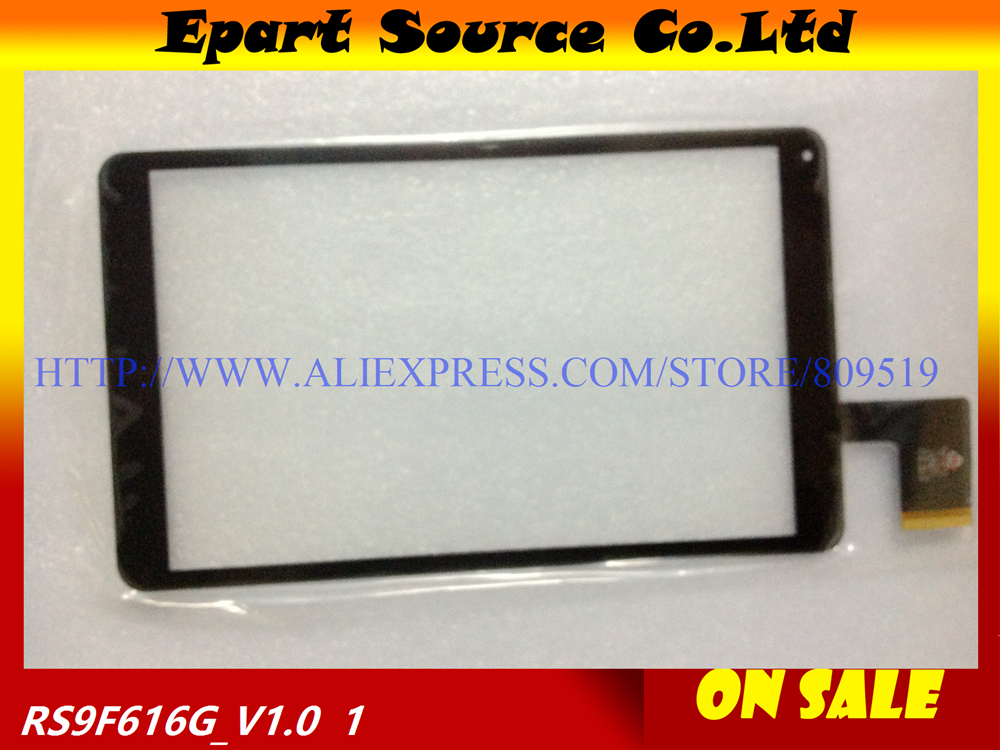 A+ Tested RS9F616G_V1.0 9inch touch screen screen handwriting screen touch capacitive touch screen